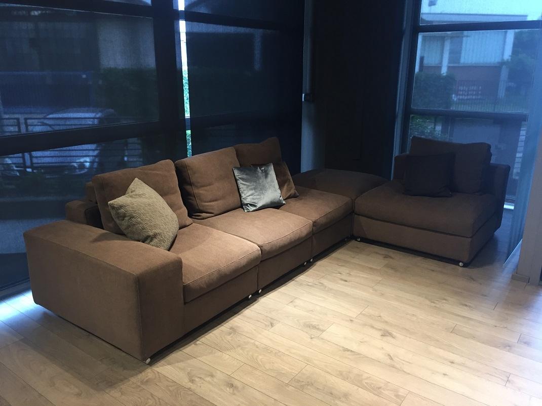 Divano angolare componibile longoni divani a prezzi scontati - Divano componibile angolare ...