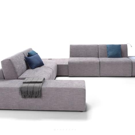Divano angolare con letto divani a prezzi scontati - Divano letto angolare divani e divani ...