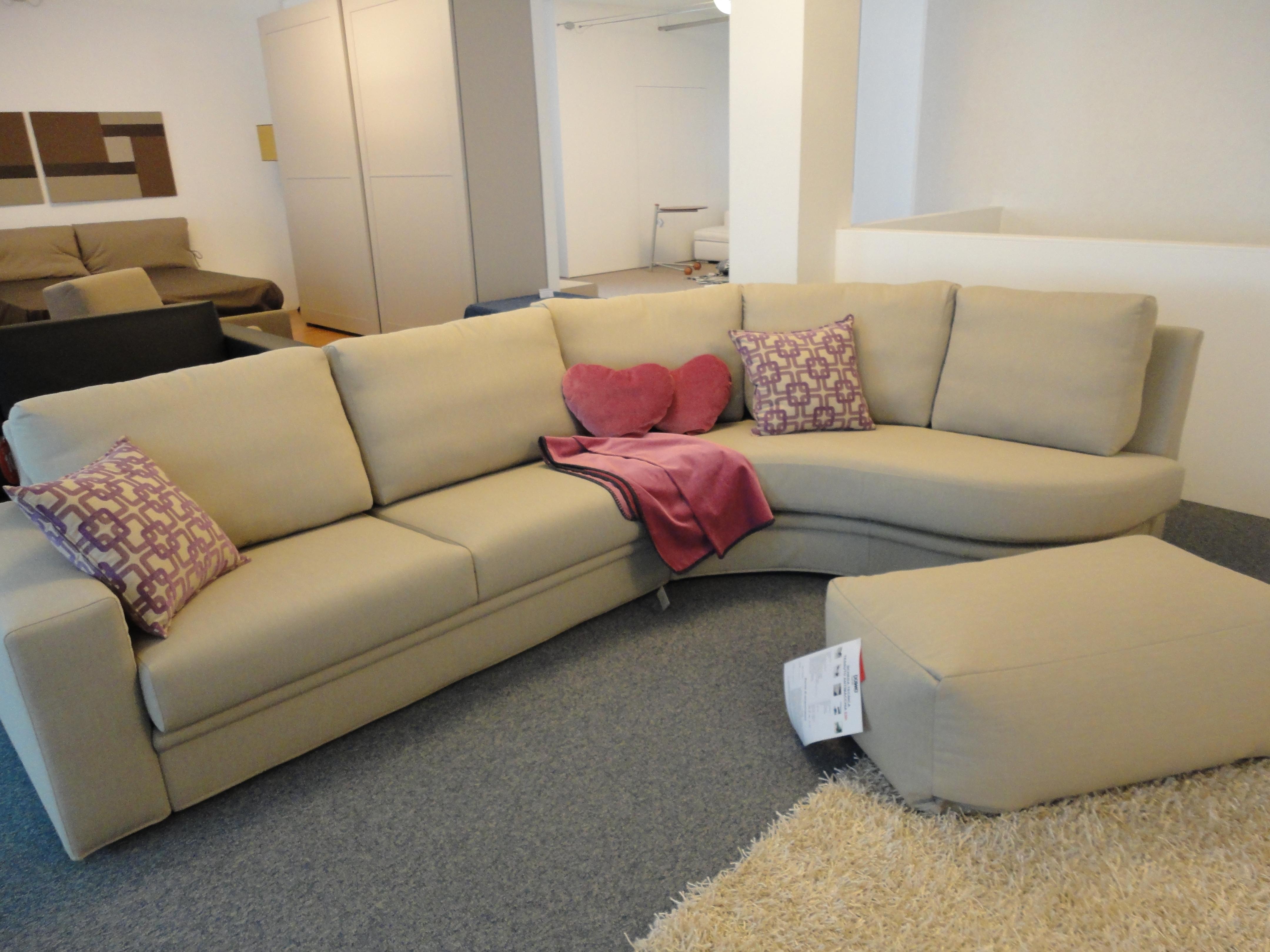Divano angolare doimo salotti 14114 divani a prezzi scontati - Divano letto angolare divani e divani ...
