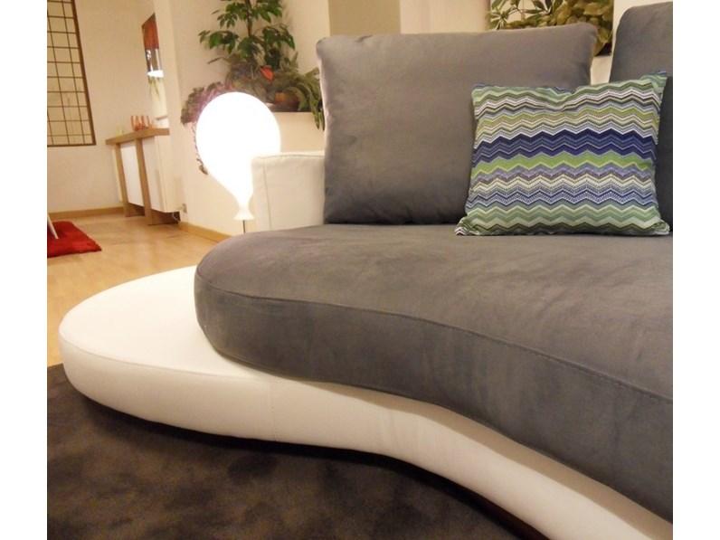 Microfibra divano top divano angolare isola tino mariani - Pulire divano non sfoderabile ...