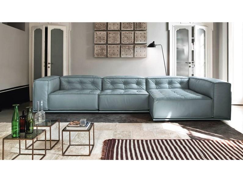 Divano angolare in stile Design Con seduta fissa a prezzi ...