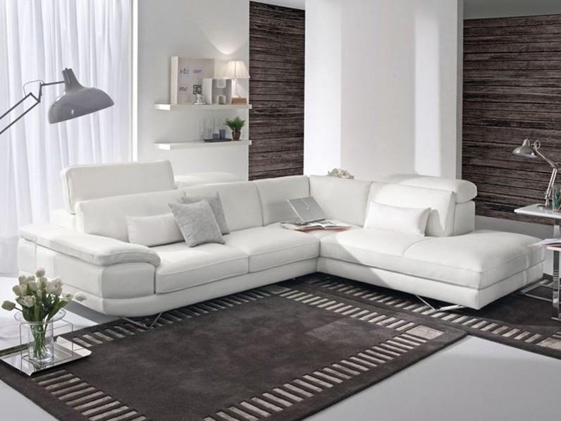 divano angolare in super promozione made in italy