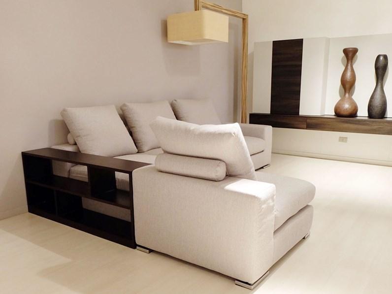 Divano Angolare Design.Divano Angolare In Tessuto Picard Murtarelli Salotti Design
