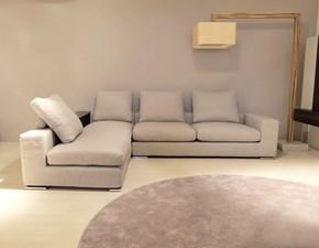Divano angolare in Tessuto Picard Murtarelli salotti & design