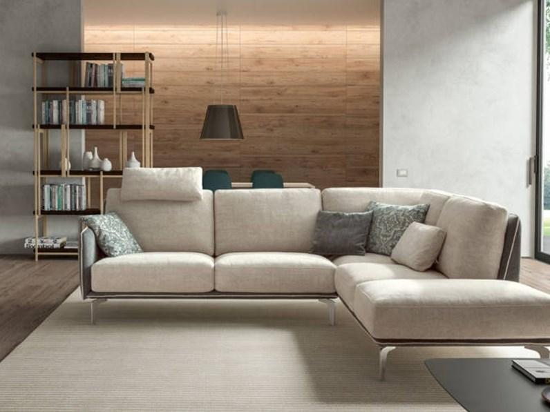 Divano angolare design living di samoa offerta outlet - Offerta divano angolare ...