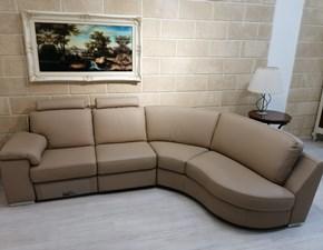 Divano angolare Mod space Doimo sofas: SCONTO ESCLUSIVO