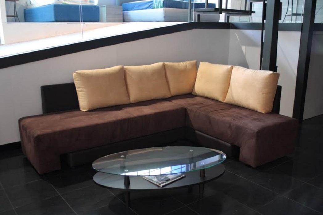 Divano angolare moderno microfibra letto singolo e doppio - Divano letto angolare divani e divani ...