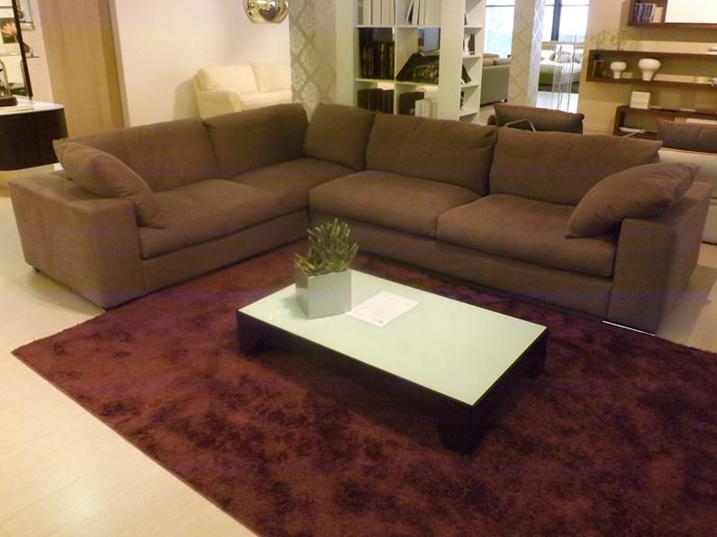 Divano angolare now soft fox italia offerta outlet - Offerta divano angolare ...