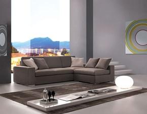 Divano angolare Perla Crippa divani&letti ad un prezzo imperdibile