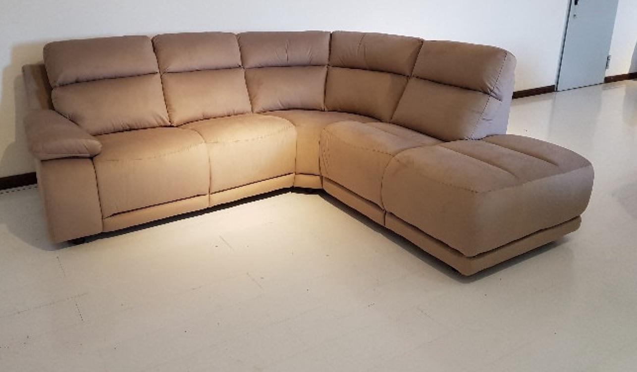 Divano angolare pronta consegna fine serie divani a - Iperceramica pronta consegna ...