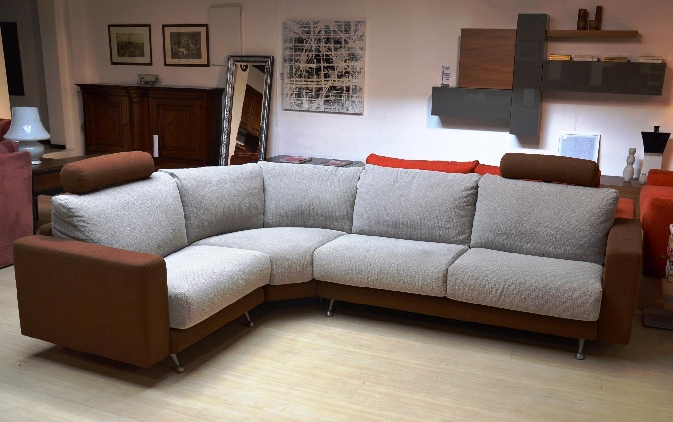 Divano angolo doimo salotti divani a prezzi scontati - Divano angolo letto ...