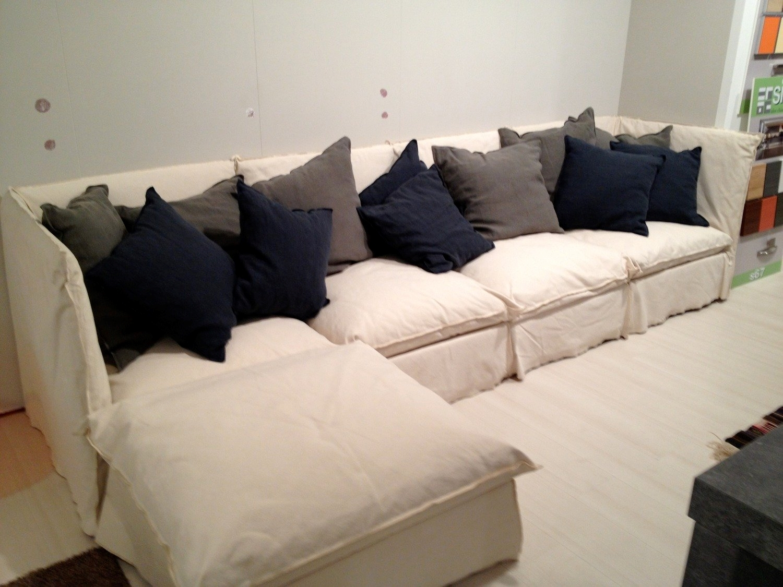 Divano angolo gervasoni divani a prezzi scontati for Cerco divano letto usato a milano