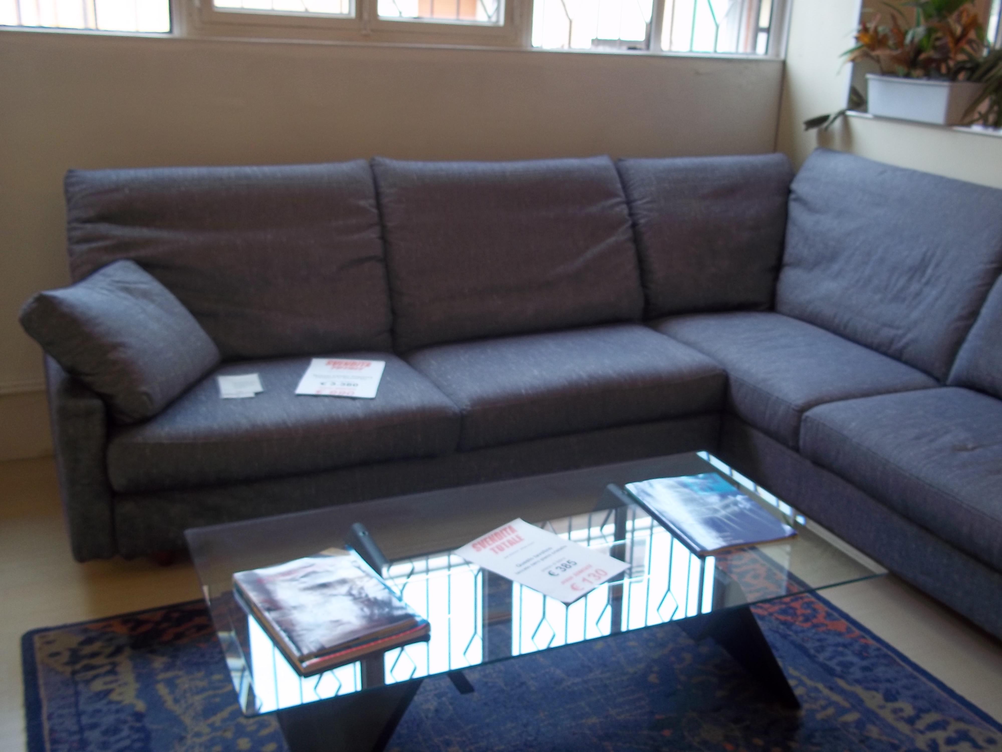 Divano angolo divani a prezzi scontati - Altezza seduta divano ...