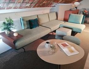 Divano Avant-apres - divano componibile Saba salotti in Offerta Outlet