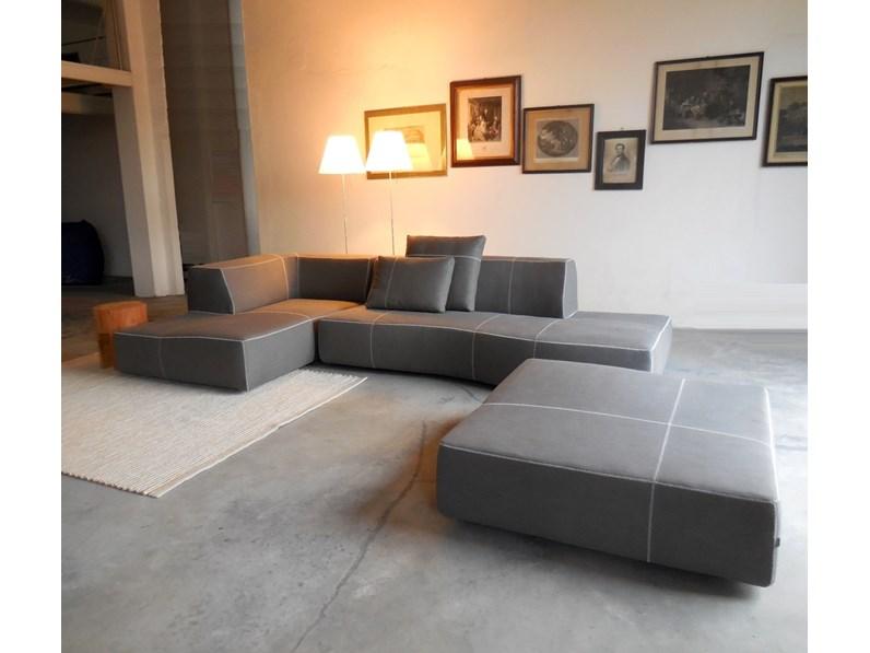 divano b b divano bend sofa 39 b b italia outlet b b italia
