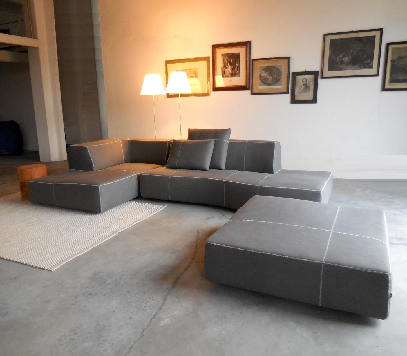 Divano B&B Divano bend sofa\' ,b&b italia ,outlet b&b italia ...