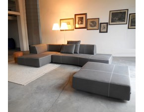 Divano B&B Divano bend sofa' ,b&b italia ,outlet b&b italia