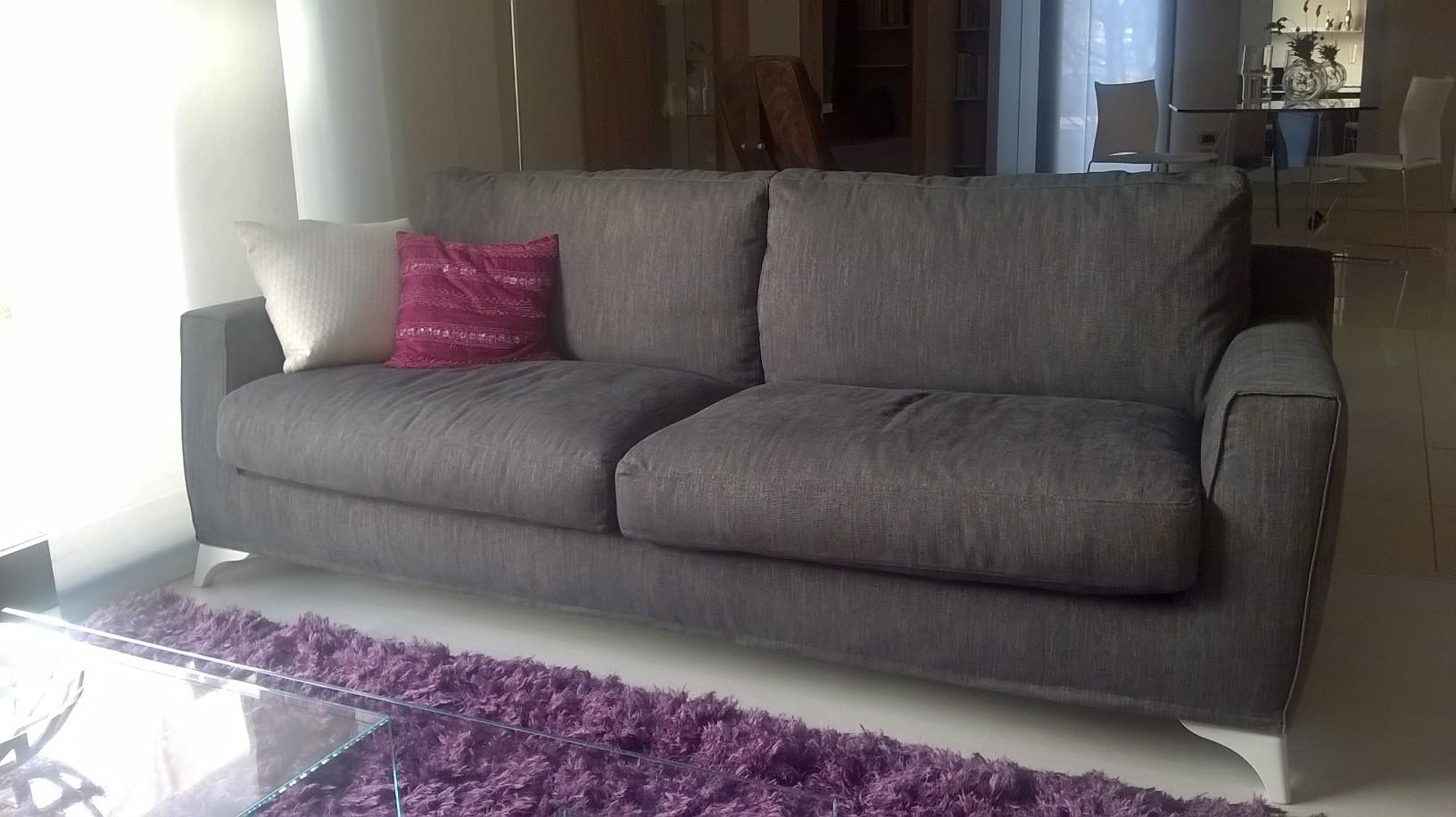 Divano bodema mr floyd divani lineari tessuto divano 3 - Divano profondita 70 ...