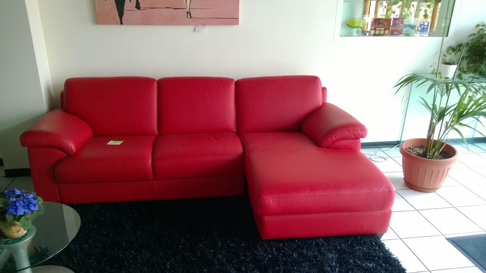 Divano bros sof pelle divani a prezzi scontati for Divano letto in pelle prezzi