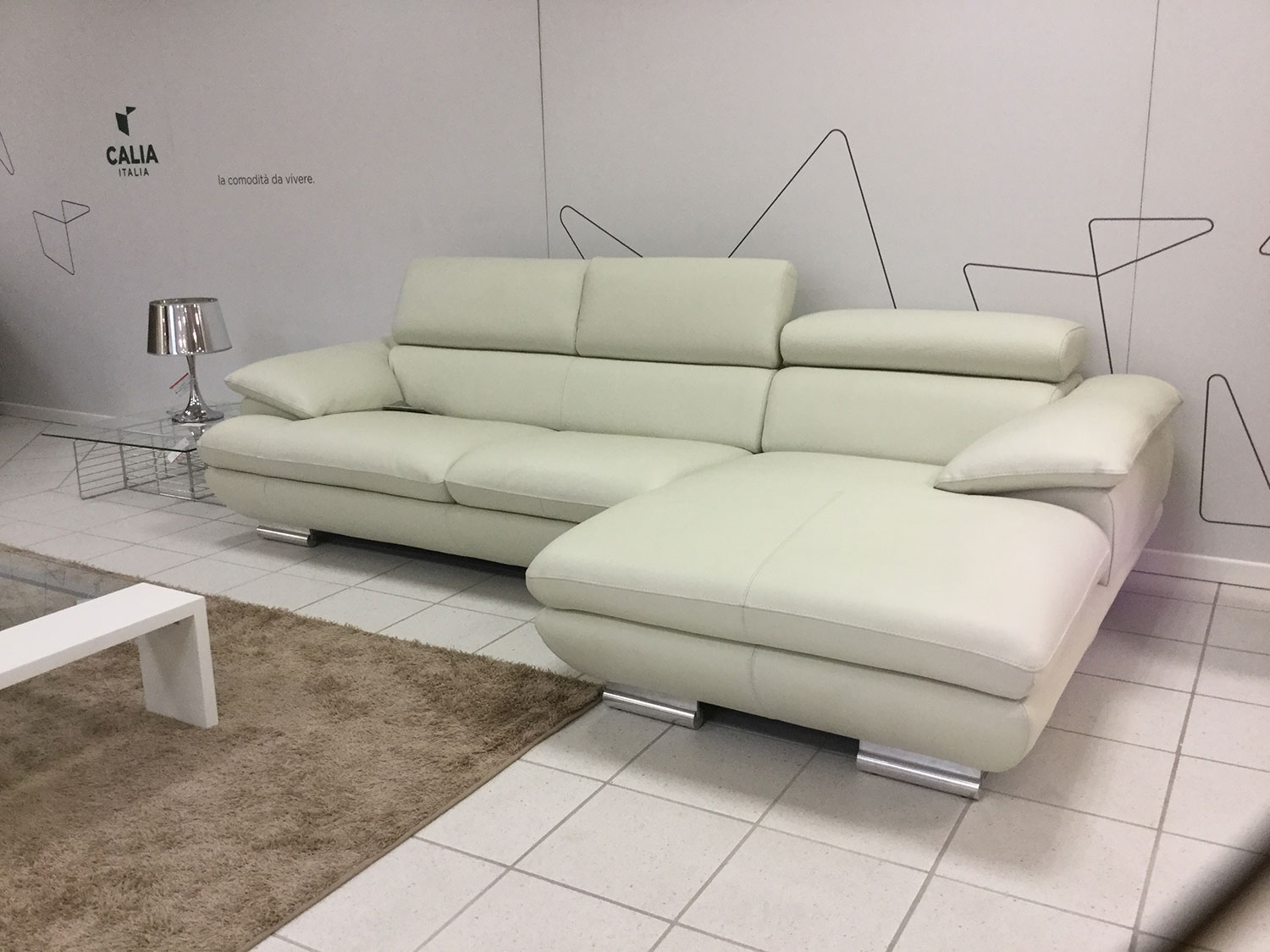 Divani divani 2 posti relax for Chaise longue relax