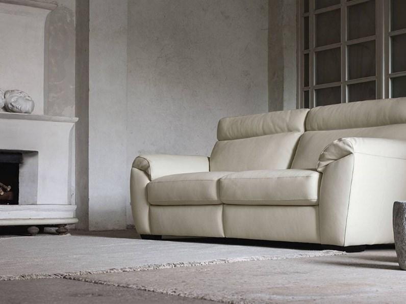Divano charles doimo salotti - Imbottitura divani poliuretano ...