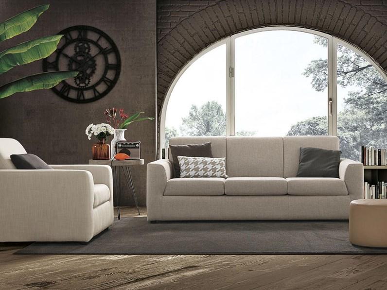 Divano colombini modello atlantic divani a prezzi scontati for Outlet arredamento bologna