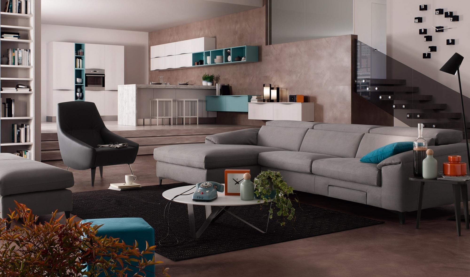 Divano colombini modello taylor divani a prezzi scontati for Colombini mobili