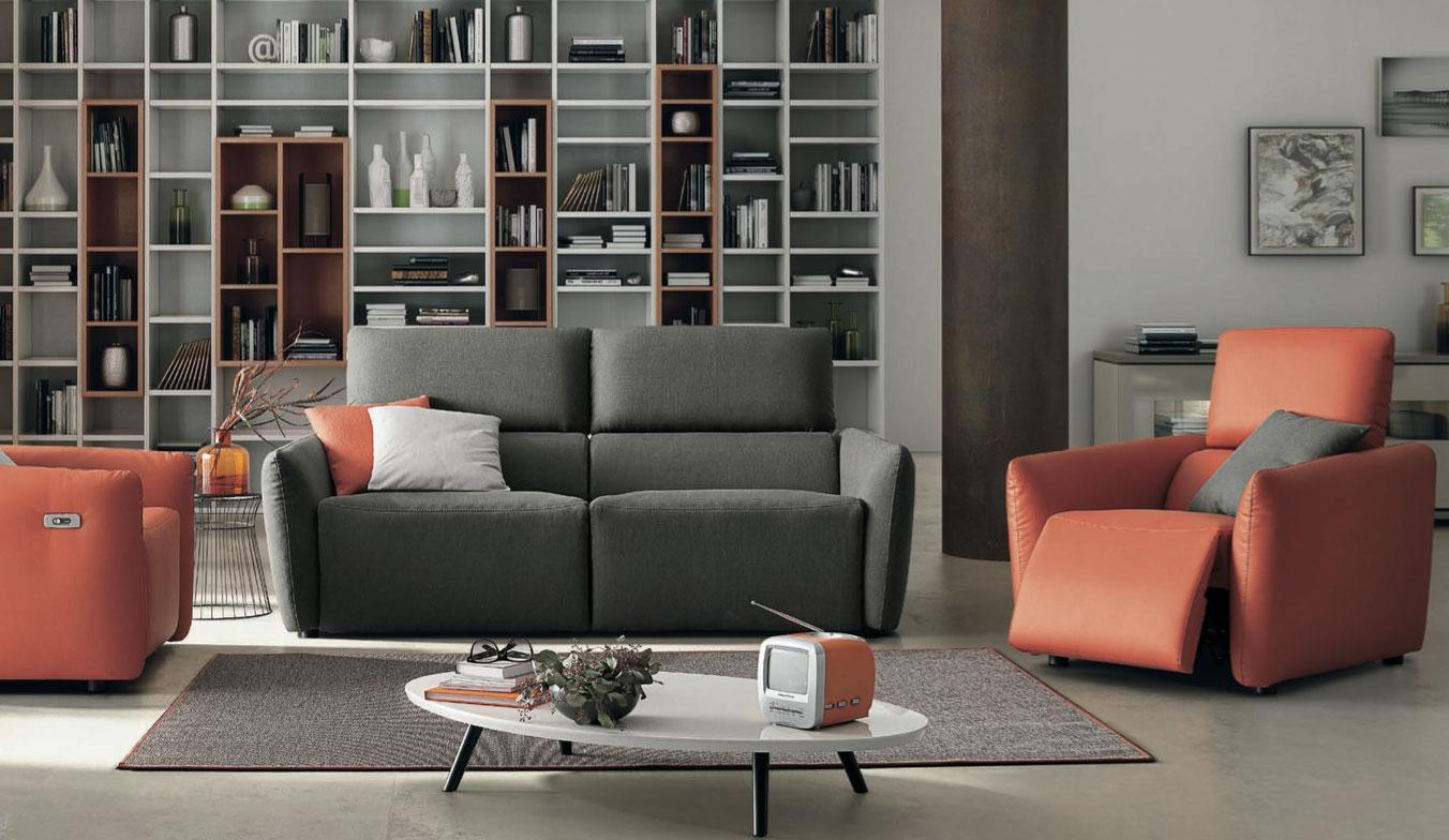 Divano colombini modello truman divani a prezzi scontati - Divano martin colombini ...