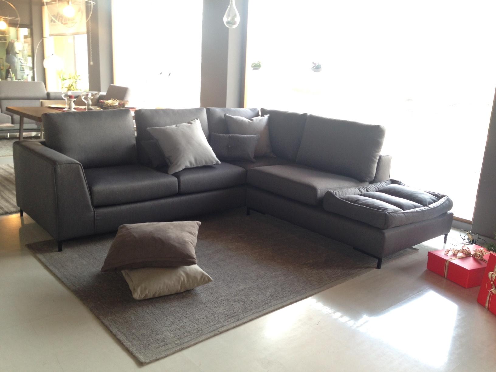 divani letto verona: divano letto ad angolo moderno galico arredo ... - Mobili Trasformabili Verona