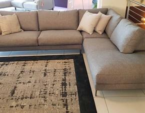 Divano con chaise lounge  Ditre italia ARTIS OFFERTA OUTLET