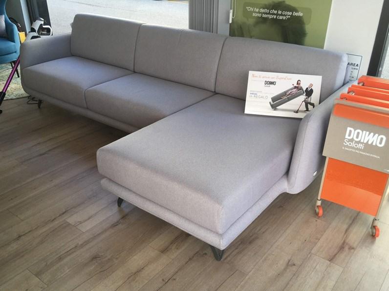 Divano con penisola divano componibile doimo salotti mod for Divano componibile