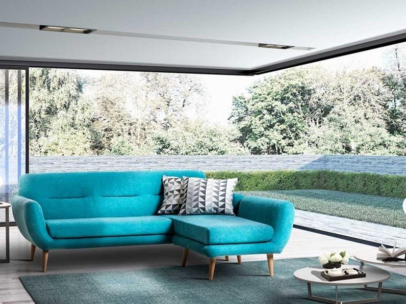 Divano con penisola divano sfoderabile design made in for Made divani