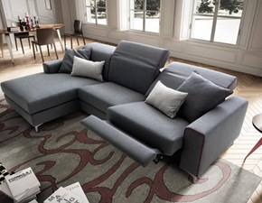 Divano con penisola Drive in Lecomfort OFFERTA OUTLET