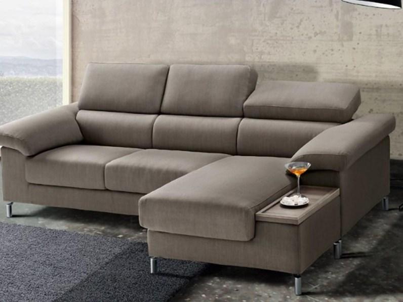 divano con penisola giulia biel salotti sconto del 30