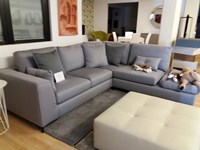 Divano con penisola Harmony Lecomfort in Offerta Outlet