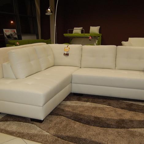 Divano con penisola in offerta 5941 divani a prezzi scontati - Divano penisola offerta ...