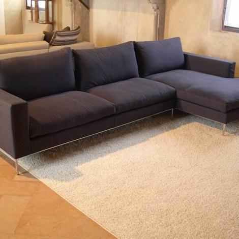Divano con penisola in offerta divani a prezzi scontati - Divano design offerta ...
