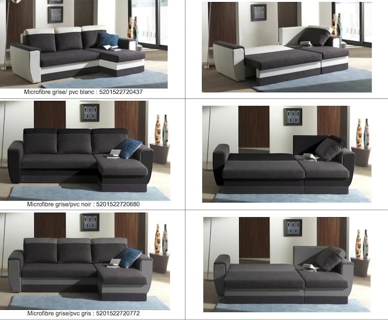 Divano angolare con relax idee per il design della casa - Divano letto con penisola prezzi ...