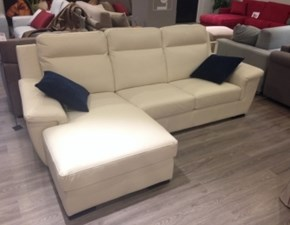 Divano con penisola Socrate Lecomfort OFFERTA OUTLET