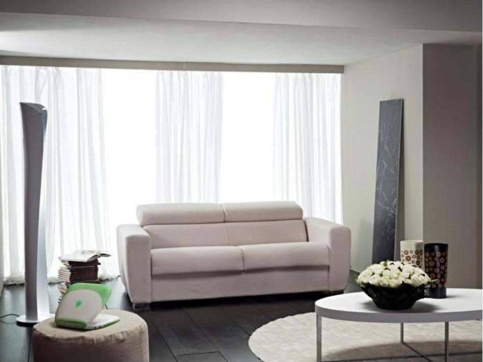 Divano con schienale reclinabile e divano letto estraibile materasso in memory divani a prezzi - Letto estraibile moderno ...