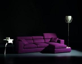 divano gaia con schienale reclinabile super offerta