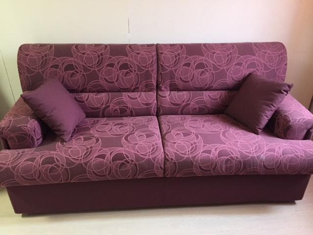Crippa divani letti divano altea scontato del 69 for Divano letto 3 posti prezzi