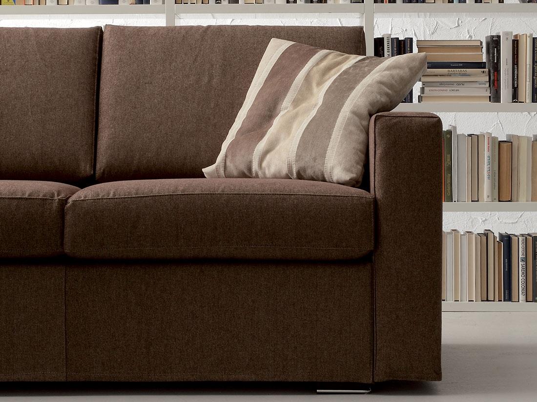 Divano crippa divani letti divano con penisola reversibile - Divano 3 posti divano 2 posti ...