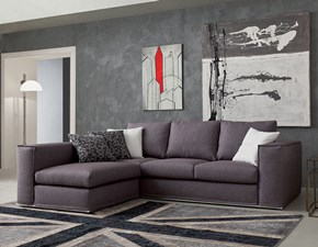 Divano Crippa divani&letti Hilton Poltrone letto Tessuto