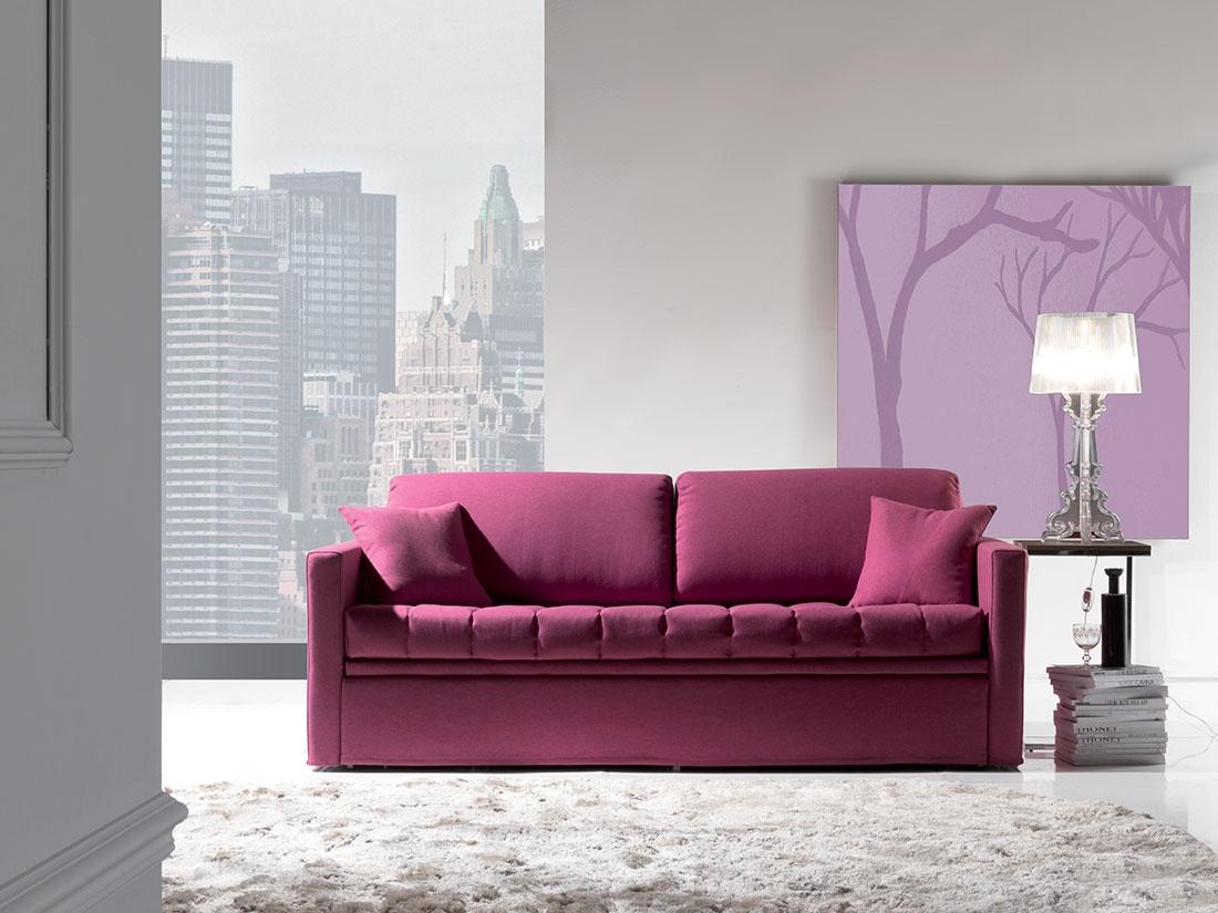 Divano crippa divani letti rosa divani letto tessuto for Letti e divani