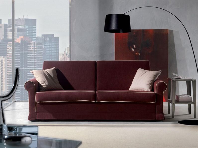 Divano crippa divani&letti tulipano divani letto tessuto