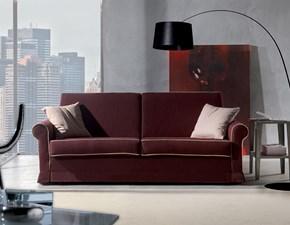 Divano letto Crippa divani&letti Tulipano Tessuto