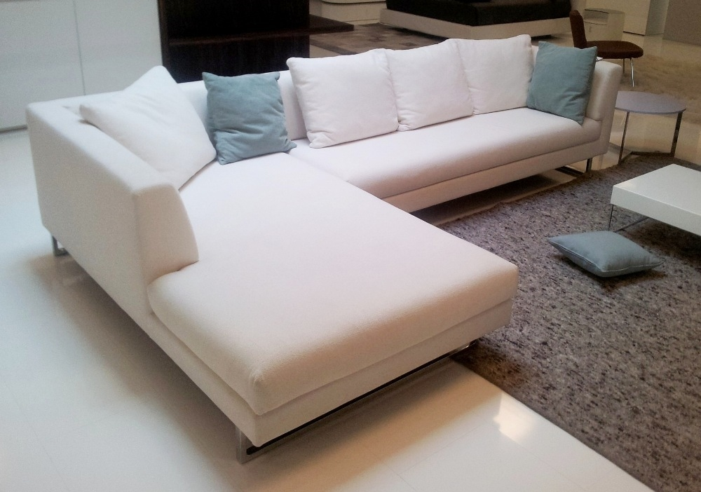 Stunning divano con chaise longue ideas home design - Sofa rinconera con chaise longue ...