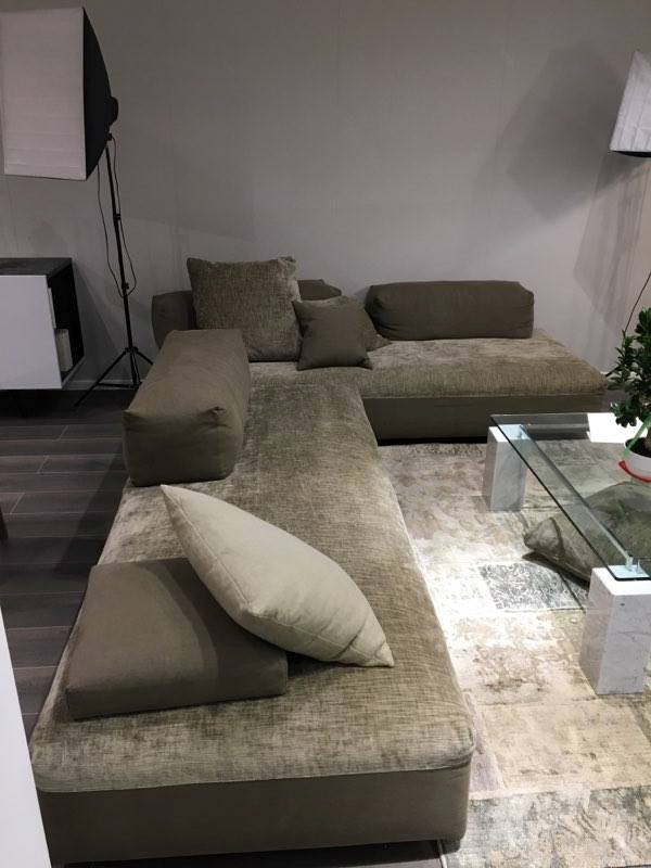 Divano desir e monopoli divani con chaise longue scontato - Divano 4 posti con chaise longue ...