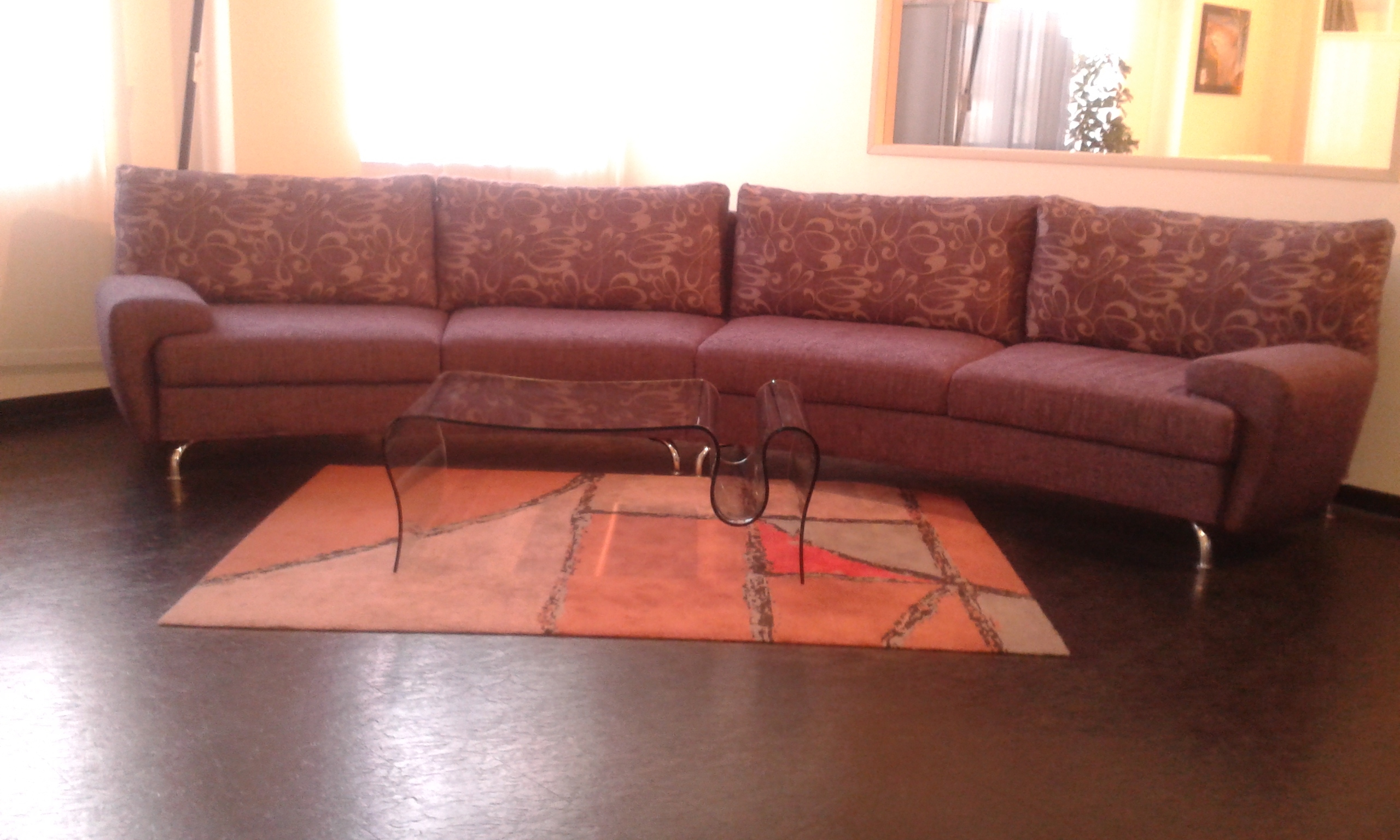 Divano di fusione macchiato 6 - Pulire divano pelle macchiato ...